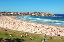 Playa de Bondi - Sydney Imagenes de archivo