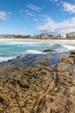 Playa de Bondi - Sydney Australia Foto de archivo