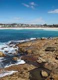 Playa de Bondi - Sydney Australia Fotografía de archivo libre de regalías