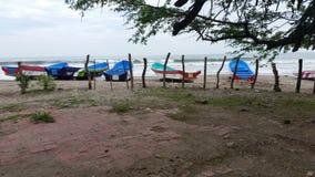 Playa de Boquita del La Fotos de archivo