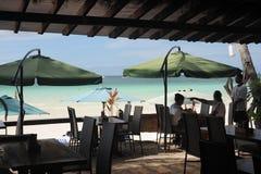 Playa de Boracay Foto de archivo