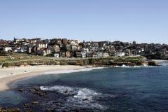 Playa de Bronte Fotos de archivo