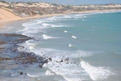Playa de Buzios Foto de archivo libre de regalías