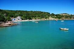 Playa de Buzios Imagenes de archivo