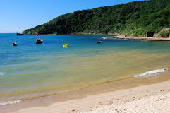 Playa de Buzios Fotos de archivo