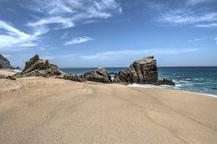 Playa de Cabo Foto de archivo