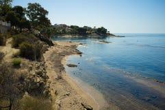 Playa de Cabo de Huertas Imagen de archivo