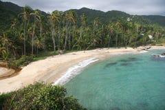 Playa de Cabo de San Juan Foto de archivo libre de regalías