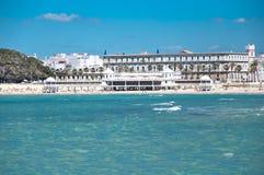 Playa de Caleta Fotografía de archivo libre de regalías