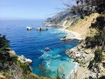 Playa de California Fotografía de archivo