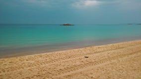 Playa de Calogria Foto de archivo
