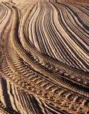 Playa de Calvi fotos de archivo