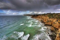 Playa de Canavial Imágenes de archivo libres de regalías