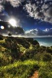Playa de Canavial Imagen de archivo