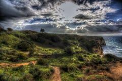 Playa de Canavial Imagen de archivo libre de regalías