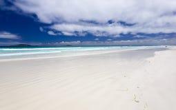 Playa de Cape Le Grand foto de archivo libre de regalías