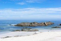Playa de Cape Town Fotografía de archivo