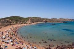Playa De Cavalleria Obraz Royalty Free