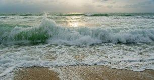 Playa de Caweng Fotografía de archivo libre de regalías
