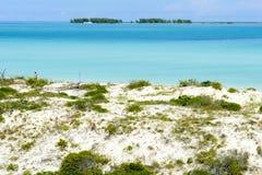 Playa de Cayo Guillermo, Cuba Imagen de archivo libre de regalías