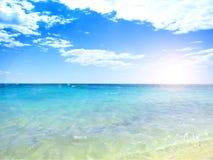 Playa de Cerdeña Fotografía de archivo