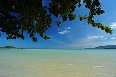 Playa de Chaweng Imágenes de archivo libres de regalías