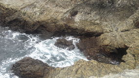 Playa de Chocolatera - Ecuador Fotografía de archivo