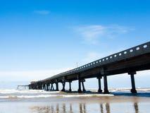 Playa de Cidreira Imagen de archivo libre de regalías