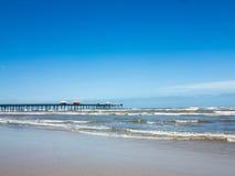 Playa de Cidreira Foto de archivo libre de regalías