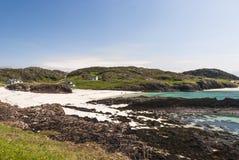 Playa de Clachtol Fotos de archivo libres de regalías