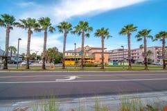 Playa de Clearwater Fotos de archivo libres de regalías
