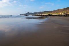Playa de Combesgate Imagenes de archivo