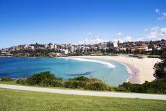 Playa de Coogee, Sydney Fotografía de archivo
