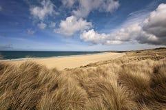 Playa de Cornualles fotografía de archivo
