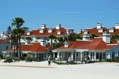 Playa de Coronado fotografía de archivo libre de regalías