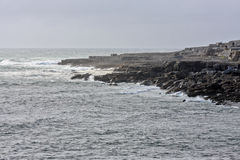 Playa de Doolin, condado Clare, Irlanda Fotografía de archivo
