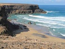 Playa de Esquinzo Imagen de archivo