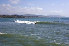 Playa de estado de Doheny Fotos de archivo