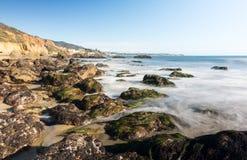Playa de estado del EL Matador California fotografía de archivo libre de regalías