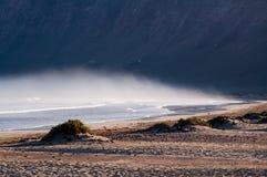 Playa De Famara Стоковые Фото