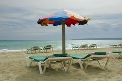 Playa de Formentera Foto de archivo libre de regalías