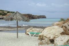 Playa de Formentera Fotos de archivo