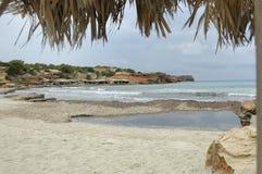 Playa de Formentera Fotografía de archivo