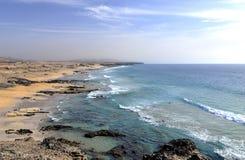 Playa de Fuerteventura Imagenes de archivo