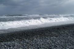 Playa de Gillespies fotografía de archivo