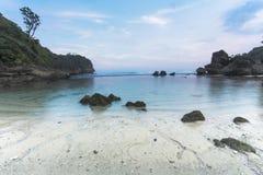 Playa de Goa China Fotos de archivo libres de regalías