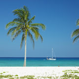Playa de Gorda del la de Maria Fotos de archivo