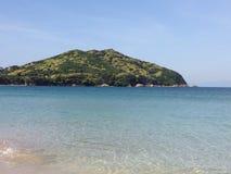 Playa de Goza Imagen de archivo libre de regalías