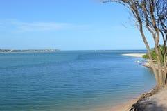Playa de Gunga Fotografía de archivo libre de regalías