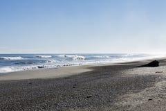 Playa de Haast Imagen de archivo libre de regalías